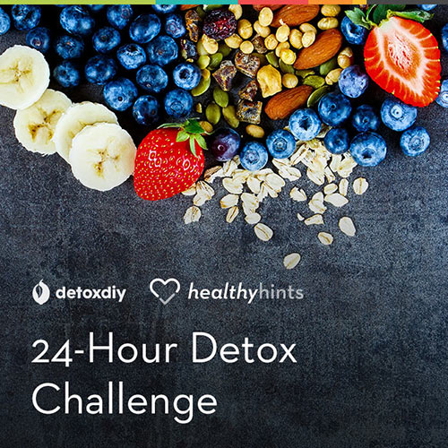 24-Hour Detox Challenge Cover