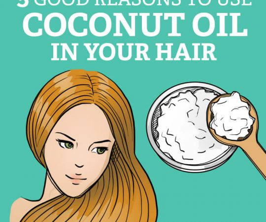 Learn the benefits of using coconut oil in your hair and the best ways to do it, without making your hair greasy.