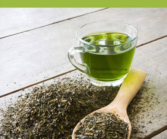 Here are 8 really good reasons to drink green tea if you want to lose weight.