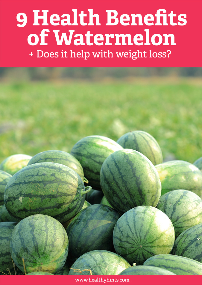 Discover the important health benefits of watermelon and see why you should be eating more of this hydrating superfood.