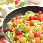 OMG, this is so yummy! By far my favorite zucchini noodle recipe of all-time.