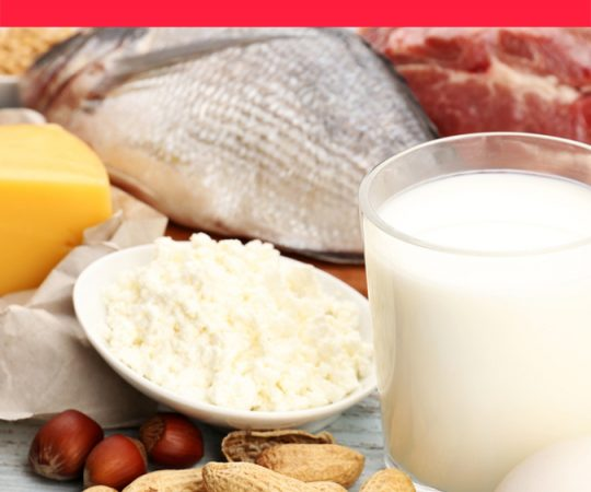 Eat more of these high protein foods to increase your energy, fuel your body, prevent diseases and to assist muscle building.