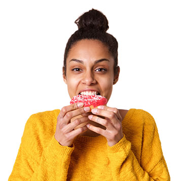 high sugar diet
