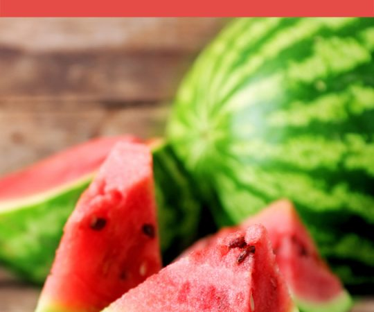 Is watermelon really that good for you or is the sugar content too high?