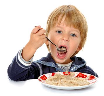 oatmeal is healthy