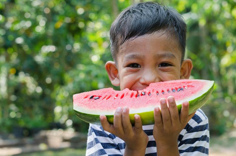 watermelon asthma