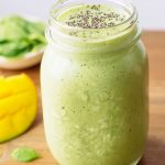 This is the best green smoothie I have ever had! You need to try this :)