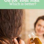 olive oil vs coconut oil