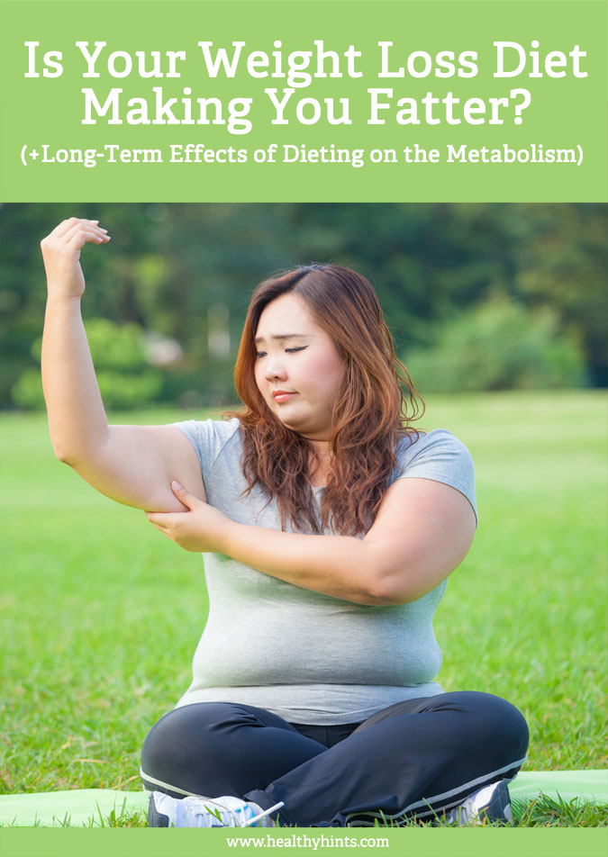 Is Your Weight Loss Diet Making You Fatter? (+ Long-Term ...