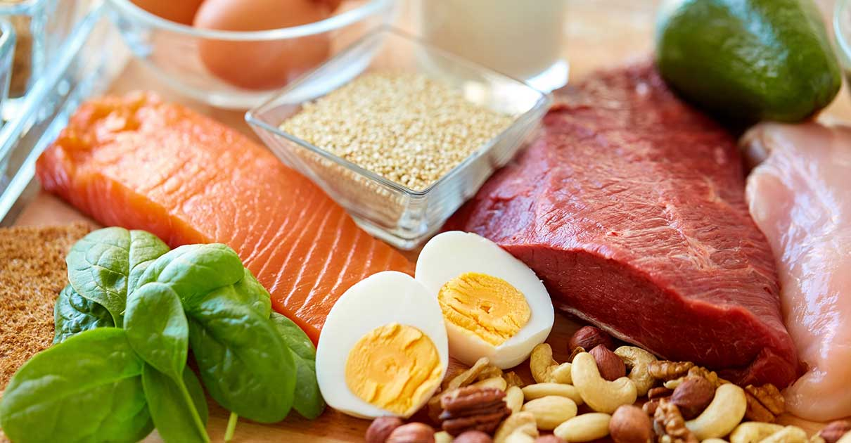 How Much Protein a Day?