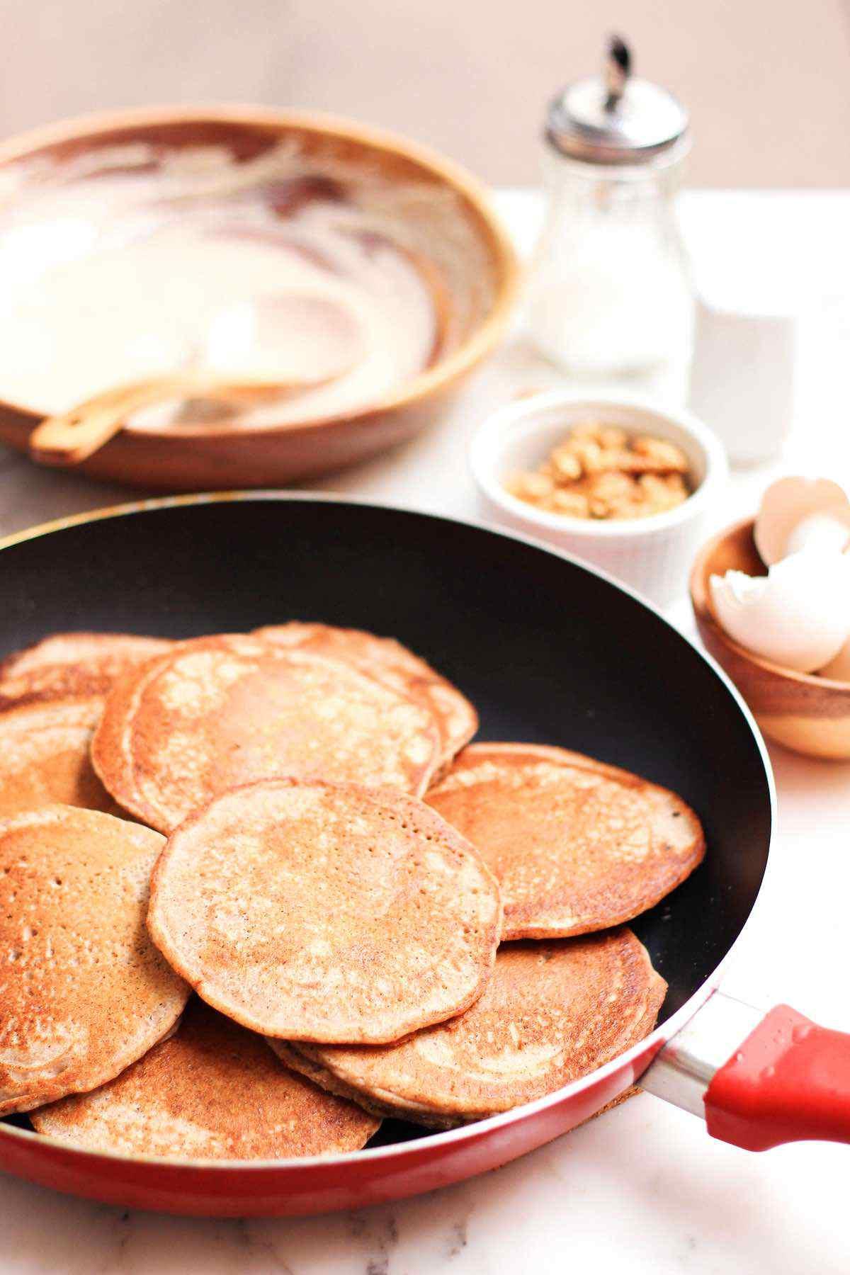 Greek Yogurt Pancakes