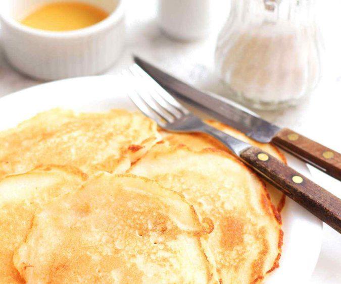 Egg White Pancakes