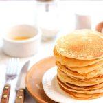 Easy Vanilla Pancakes