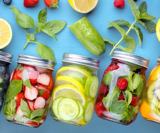 Detox Water Weight Loss