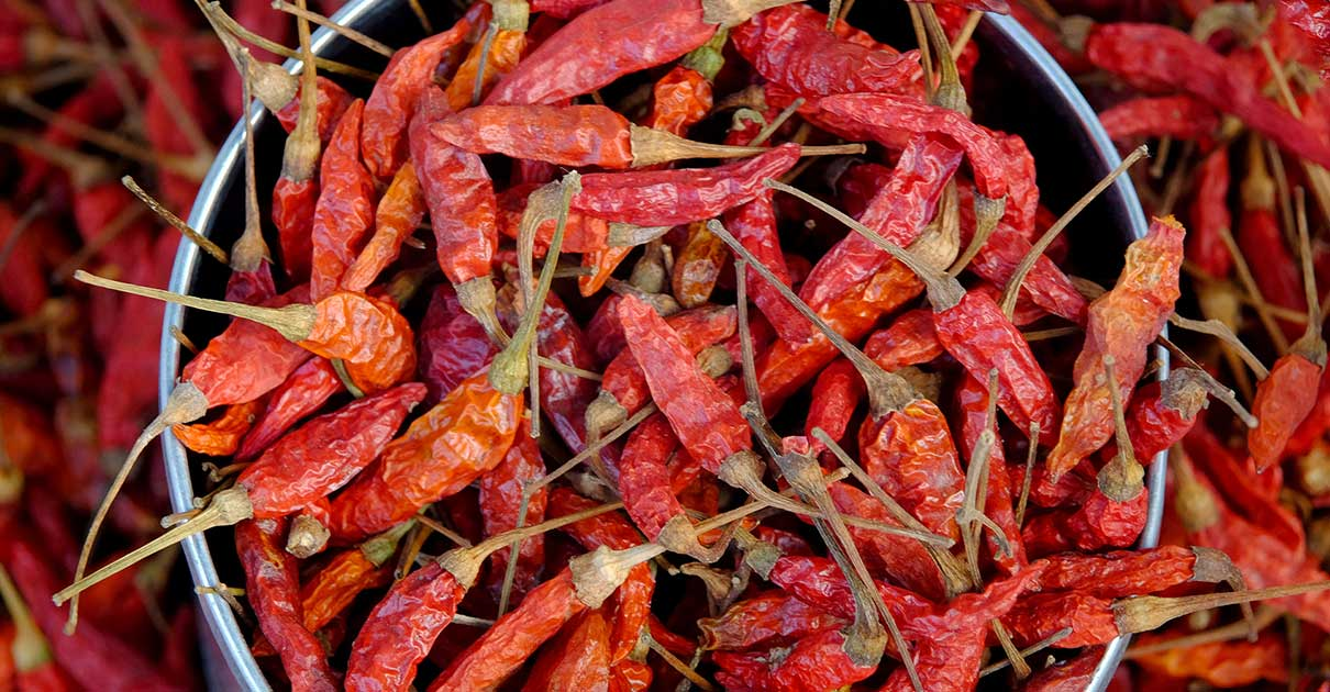 Benefits of Cayenne Pepper
