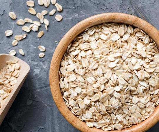 Steel Cut vs Rolled Oats