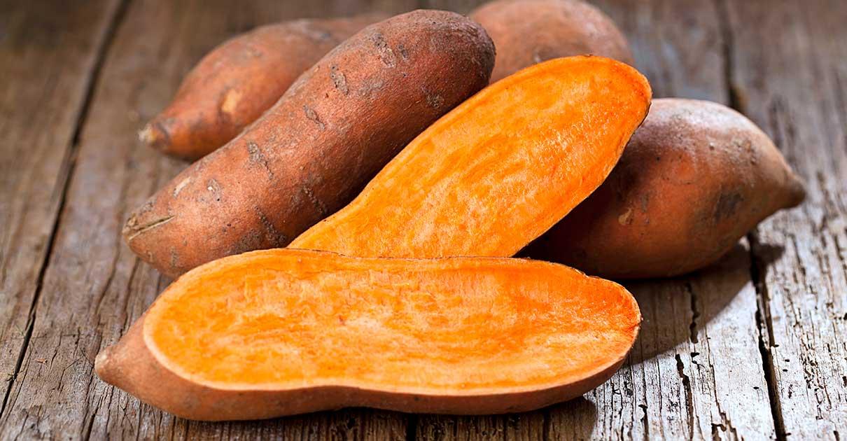 Sweet Potatoes vs Yams
