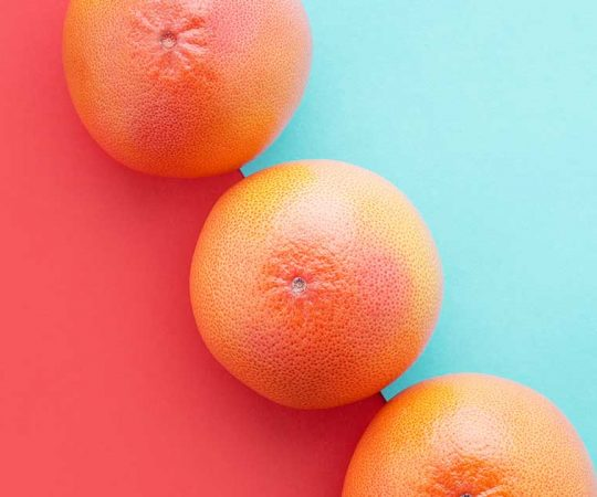 Grapefruit Weight Loss